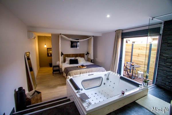 Loveloft the urban loft loveloft - Hotel dans le var avec jacuzzi dans la chambre ...