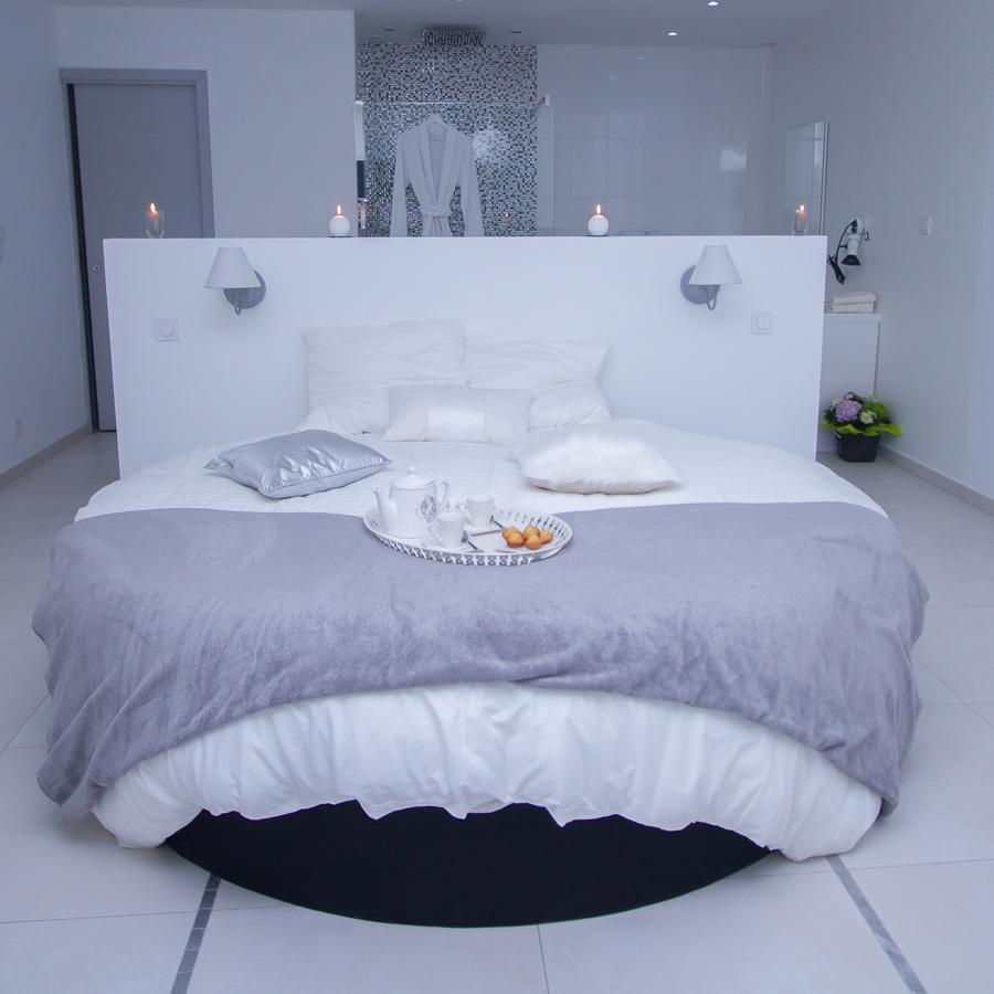 Chambre ado saumon - Peindre une chambre en blanc ...
