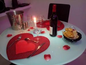 Loveloft d ner en amoureux loveloft - Idee de repas en amoureux ...