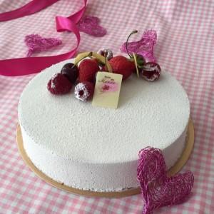 """Gâteau """"un Amour de Maman"""" spécial fête des mères 2015"""
