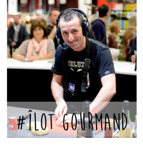 ilot gourmand love loft