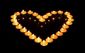 bougies 2 ans love loft
